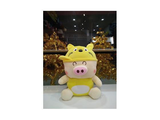 Gấu Bông Heo Vàng