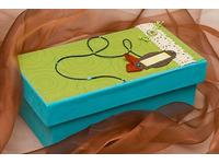 Các cách làm hộp quà hình chữ nhật bằng giấy