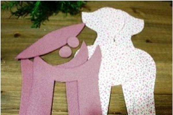 cách làm handmade vải dạ