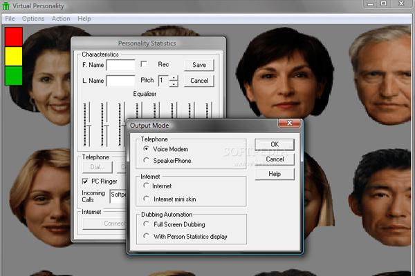 Cách thay đổi giọng nói khi chơi game livestream video bằng ứng dụng Virtual Personality