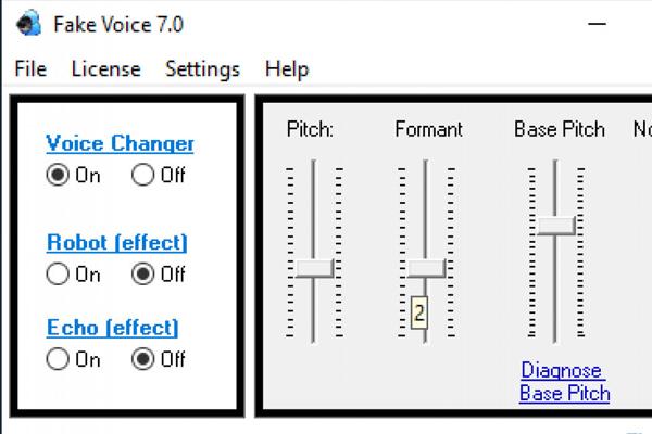 Cách thay đổi giọng nói khi chơi game livestream video bằng phần mềm Fake Voice
