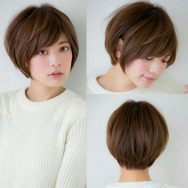 con gái mặt to nên để tóc gì