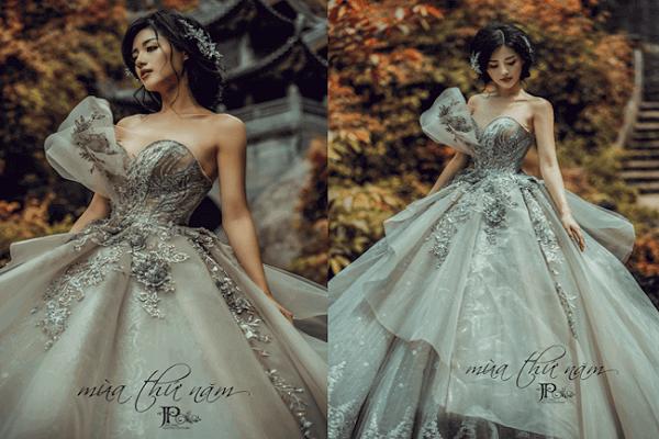 Các cửa hàng áo cưới nổi tiếng tại TPHCM Sài Gòn
