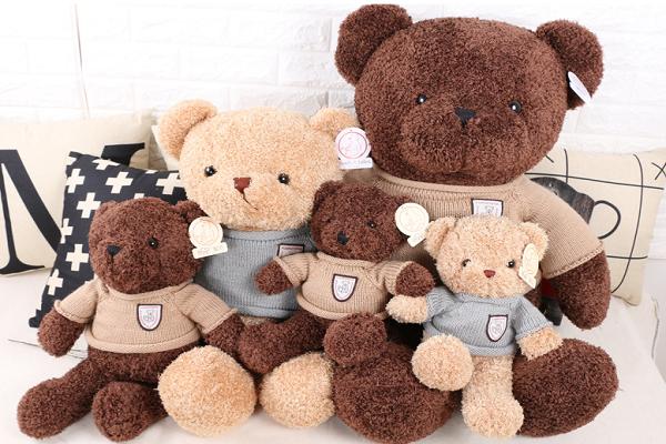 Gấu Bông TEDDY đẹp giá rẻ tại TTG
