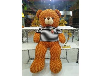 Gấu Bông Teddy Hug me Cam