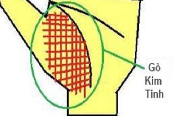 Nốt ruồi son trên gò kim tinh nói lên điều gì