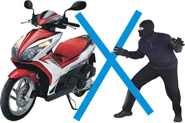 giải mã giấc mơ mất xe máy