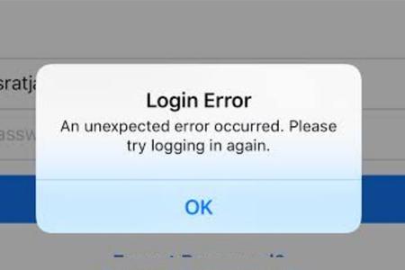 [Hướng Dẫn] Cách fix lỗi an unexpected error has occurred Facebook