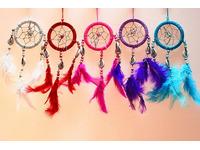 Hướng dẫn cách làm Dreamcatcher cung hoàng đạo đẹp đơn giản