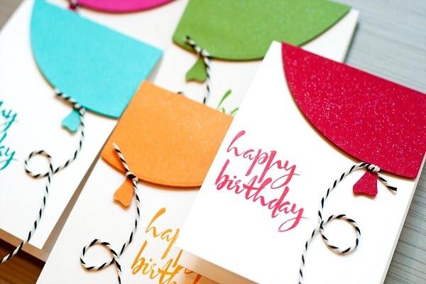 làm đồ handmade tặng bạn trai trong ngày sinh nhật