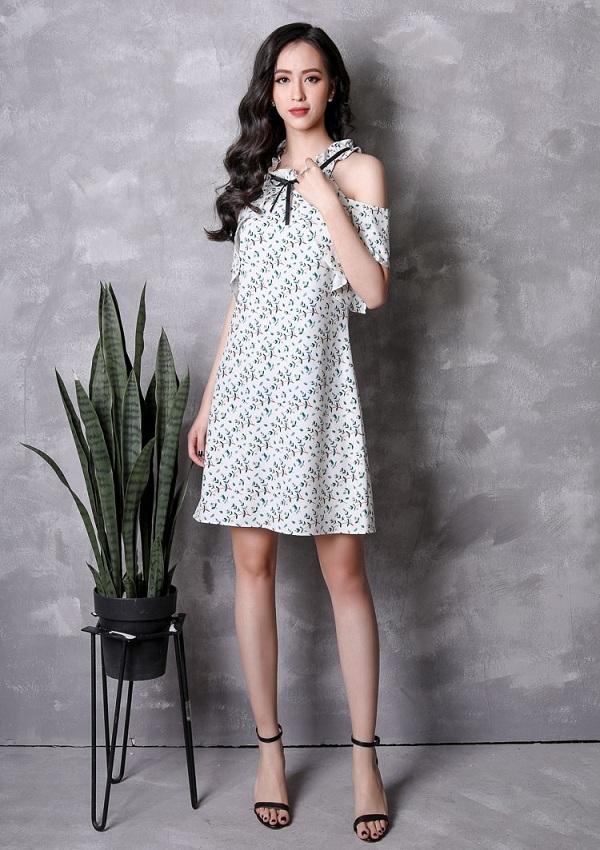 mẫu váy che khuyết điểm vòng 2