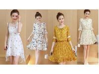 Những mẫu váy liền thân đẹp nhất dành cho nữ