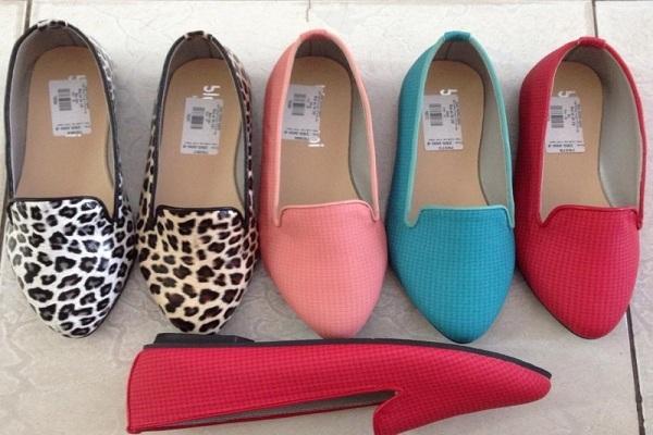 Shop giày dép cho phụ nữ trung niên lớn tuổi Sài Gòn