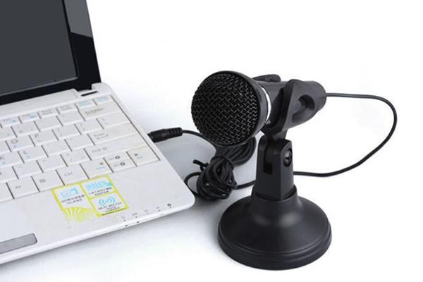 Tại sao mic laptop không nói được win 7?