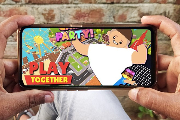 Vì sao chơi Play Together bị văng?