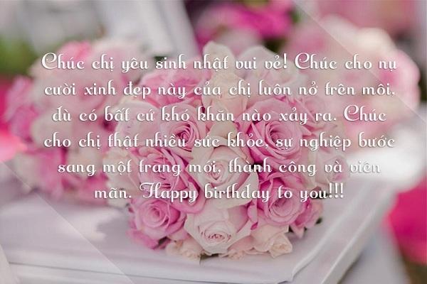 thơ chúc mừng sinh nhật em gái