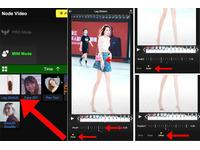 [TOP 5] App quay video kéo dài chân của Trung Quốc
