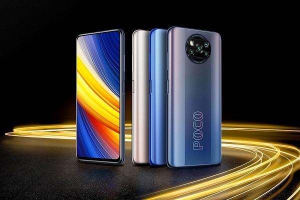 Điện thoại chơi game tốt nhất tầm 5 triệu Xiaomi Poco X3 Pro