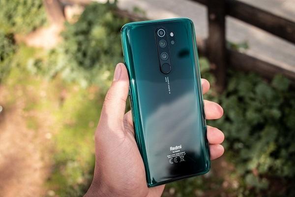 Điện thoại chơi game tốt giá dưới 5 triệu Redmi Note 8 Pro