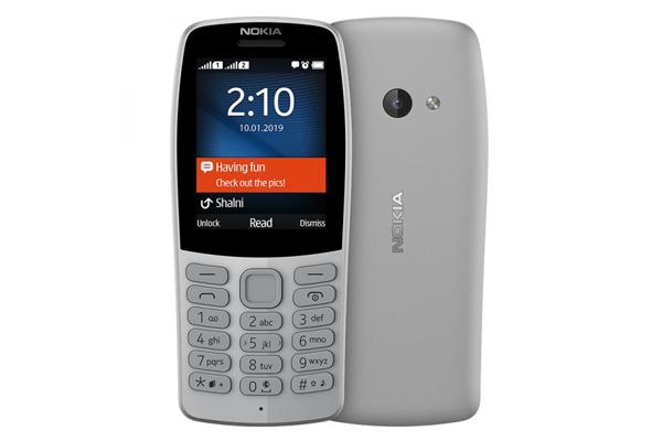 Điện thoại pin trâu giá rẻ dưới 1 triệu đồng Nokia 210 2 Sim