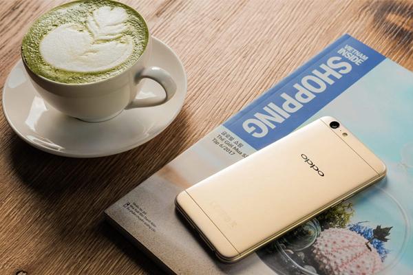 Điện thoại pin trâu giá rẻ dưới 1 triệu: Oppo F1s lite (A57)