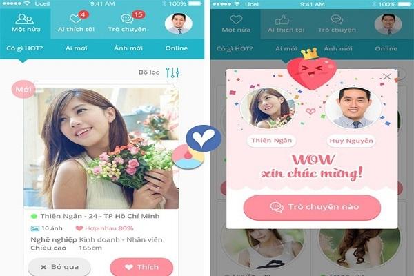 trang web hẹn hò với người nước ngoài uy tín