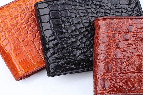 TTG địa chỉ mua bán bóp da ví da nam cá sấu chính hãng thật tại tphcm