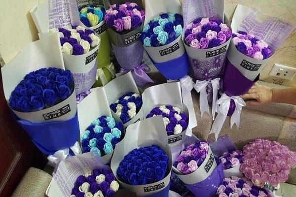 TTG Shop mua bán hoa hồng sáp đẹp giá rẻ tại TPHCM